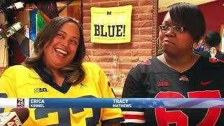 Download Wayne grads share special bond despite split on Ohio State-Michigan rivalry Video