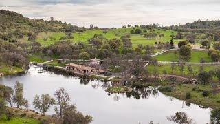 Download California Luxury Ranch | The Guadalupe Ranch Estate Video