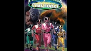 Download Opening to Power Rangers Time Force: Dawn of Destiny 2002 VHS Video