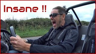 Download CRAZY Caterham 620R - Is it TOO POWERFUL ?! Video