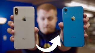 Download Switching to the iPhone XR Video