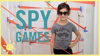 Download PLAY | Ultimate SPY Games Video