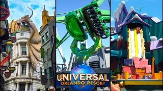 Download Top 10 Fastest Rides at Universal Orlando! | Universal Studios Florida & Islands of Adventure Video