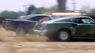Download '69 Mustang GT/'68 Charger in Cannonball Video
