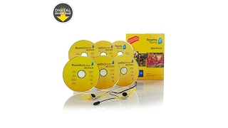 Download Rosetta Stone Language Learning System Levels 1 5 Video