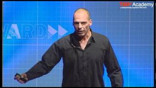 Download TEDxAcademy - Yanis Varoufakis - A Modest Proposal for Transforming Europe Video