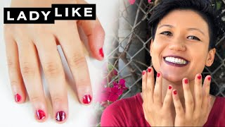 Download We Match Our Looks To Our Color-Changing Nail Polish • Ladylike Video