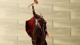 Download LOKI wields Thor's Hammer - DELETED SCENE from THOR 2 Video