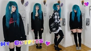 Download My ″Emo/Alternative″ Outfits 2017 Video