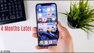 Download 4 months later - Do I regret buying the iPhone X?? Video