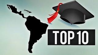Download Las 10 mejores universidades de Latinoamerica Video