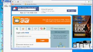 Download Web chat yahoo (ebuddy) Video