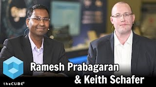 Download Ramesh Prabagaran, Viptela & Keith Schafer - AWS re:Invent 2016 - #reInvent - #theCUBE Video