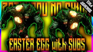Download TAKING TAKEO DOWN - EASTER EGG w/ SUBS - ZETSUBOU NO SHIMA (BLACK OPS 3 ZOMBIES) Video