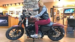 Download Harley Davidson Shopping with My Girlfriend Video