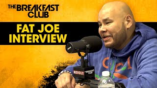 Download Fat Joe Talks New Music, Squashing 50 Cent & Ja Rule Beef, Bullying, Good Behavior + More Video