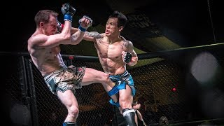 Download Cage Wars 35: Nyein Maung vs Greg O'Brien Video