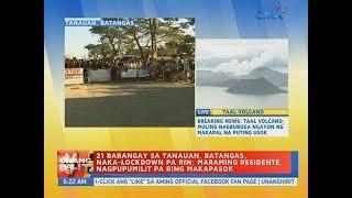 Download UB: 21 barangay sa Tanauan, Batangas, naka-lockdown pa rin; maraming residente, nagpupumilit... Video