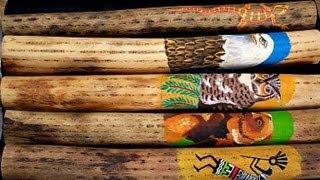 Download ❀ Rainstick - Aboriginal Musical Instrument Video