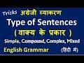 Download Type of Sentence| English Grammar for Competitive exams in Hindi Video