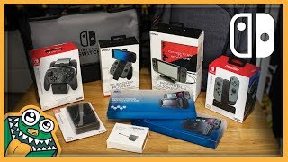 Download 10 MORE Nintendo Switch Accessories - List and Review + Mumba Case Giveaway Video