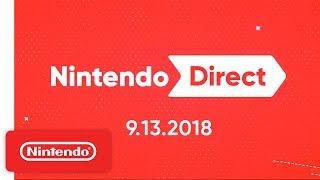 Download Nintendo Direct 9.13.2018 Video