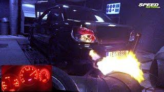 Download Subaru STI x2 (600WHP+500WHP) tuned by Subaru Sport Center - S.S.C Video
