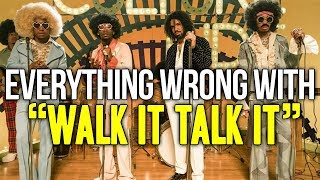 Download Everything Wrong With Migos - ″Walk It Talk It ft. Drake″ Video