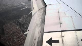Download Turkish Airlines landing in Istanbul Atatürk 737-800 Video