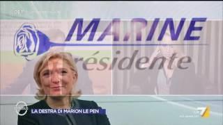 Download Omnibus - La destra di Marion Le Pen (Puntata 26/11/2016) Video