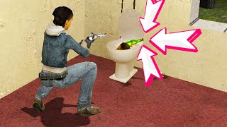 Download HIDING IN THE TOILET! (GMod Funny Moments) Video