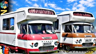 Download 10 CLASSIC MOTORHOMES and VINTAGE CAMPERS (50's to 70's) Top Picks Video