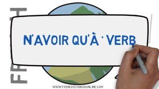 Download n'avoir qu'à in French Video