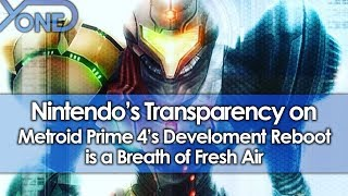 Download Nintendo's Transparency on Metroid Prime 4's Development Reboot is a Breath of Fresh Air Video