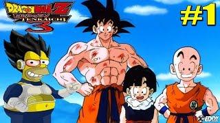 Download ″El Mejor Videojuego″ - Dragon Ball Z: Budokai Tenkaichi 3 (LATINO) - Parte 1 Video