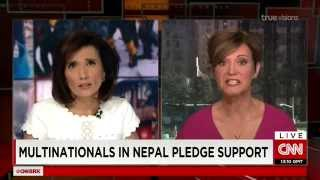 Download CNN Breaking News - Earthquake in Nepal - April 28,2015 Video