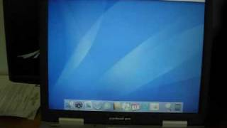 Download Mac OS X on Pentium III Acer Aspire 1200 Laptop Video
