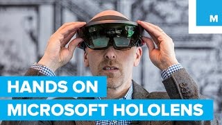Download HoloLens Review: Microsoft's Version of Augmented Reality Video