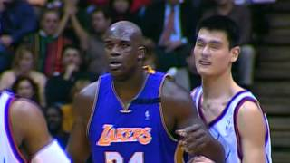 Download Centers of the Universe: Yao vs Shaq Video