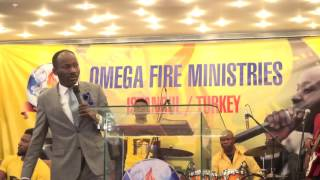 Download APOSTLE JOHNSON SULEMAN ,, RAW POWER TURKEY DAY 1 EVENING..B Video