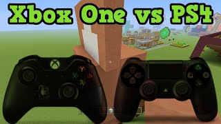 Download Minecraft Xbox One vs PS4 Review Video