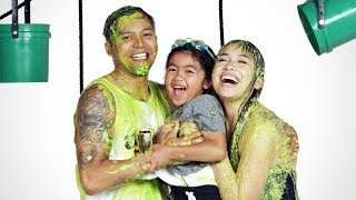 Download Austin's Family Gets Slimed! | Partners in Slime | HiHo Kids Video
