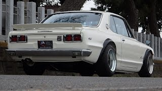 Download Skyline Hakosuka KGC10 for sale JDM EXPO (5922 FC, s7979) Video
