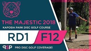 Download The Majestic 2018 - Round 1 Front 12 - Gurthie, Locke, Geisinger, Dissell, Harris Video
