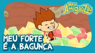 Download Meu Amigãozão - Meu Forte é a Bagunça [OFICIAL HD] Video