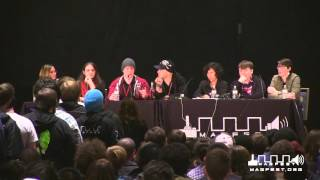 Download MAGFest 2016: Animation Panel Video