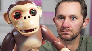 Download Robot Chimp!   DOPE or NOPE? Video