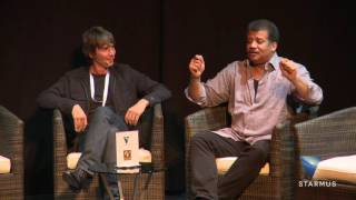 Download Brian Cox Neil deGrasse Tyson Communicating Science in the 21st century Video