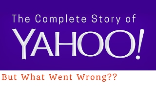 Download Why did yahoo fail? (The Story you want to know!!) Video