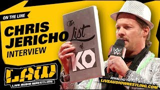 Download CHRIS JERICHO on 'Heated' Triple H Argument Over Kevin Owens Breakup | LAW INTERVIEW Video